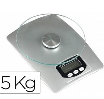 Pesacartas oficina electrónico Q-Connect 5kg