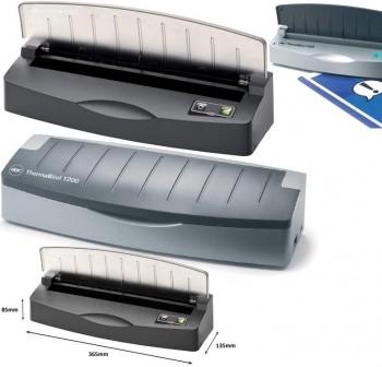 GBC Encuadernadora térmica Thermalbind T200 a4 carpetas 20mm