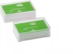 Pack 100 tarjetas visita nº2 56x95mm