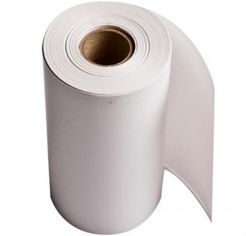 Rollo papel fax 21cmx100m mandril 25mm