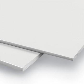 Lámina cartón Pluma classic 5mm 70X100cm blanco