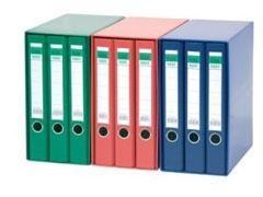 ELBA Modulo con 3 archivos lomo 50mm
