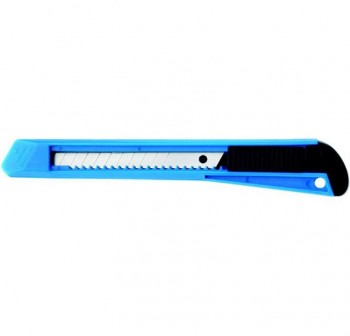 Cutter estrecho plástico office e-84000