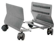 STEY Soporte cpu metalico con ruedas
