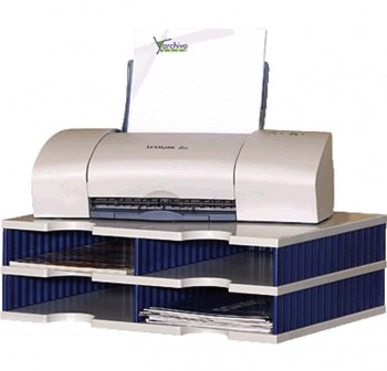 ARCHIVO2000 Soporte impresora kit 3 paneles 2 set