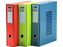 UNIPAPEL Boxes 1 archivador novocolor lomo ancho