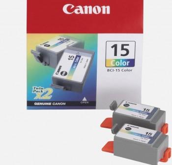 CANON Cartucho inkjet BCI-15 original