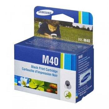 SAMSUNG Cartucho inkjet INK-M40/ROW original