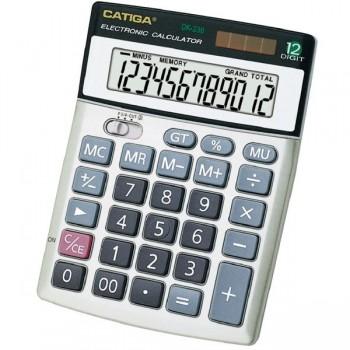 CATIGA Calculadora sobremesa dk238 12 digitos