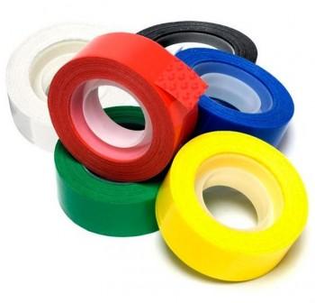 FIXO Cinta adhesiva cierre bolsa colores