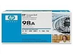 HP Toner laser 92298X negro original