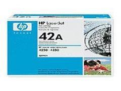 HP Toner laser Q5942A/X negro original