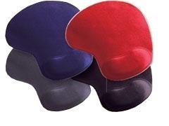 STEY Alfombrilla ergonomica de gel para raton