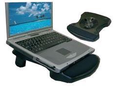 STEY Soporte eleva portatil ventilador