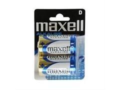 MAXELL Pila alkalina lr-20 (2)