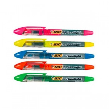 BIC Marcador fluorescente technolight