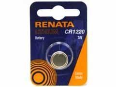 RENATA Pila renata CR1220