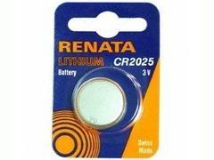 RENATA Pila renata CR2025 3v