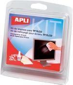 APLI Kit de limpieza para pantalla TFT/LCD