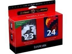 LEXMARK Cartucho inkjet 018C1523 / 018C1524 original