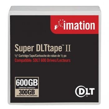 Cartucho DE datos Imation DLT-II 300-600gb