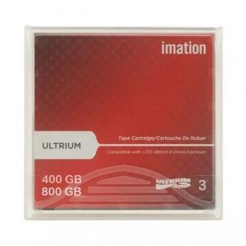Cartucho de datos Lto Imation Ultrium 3 400/800gb con caja