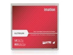 Cartucho de datos Lto Imation Ultrium 4 800GB/1.6tb con caja