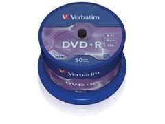 Bobina 50u DVD+R 16x