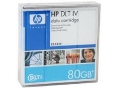 Cartucho DE datos HP DLt tape iv 40gB-80gb