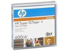 Cartucho DE datos HP super DLt tape 2 300gB-600gb