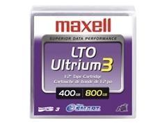 Cartucho de datos Maxell lto Ultrium 4 800-1600gb