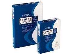 EVOLVE Papel reciclado calidad business CIE 160