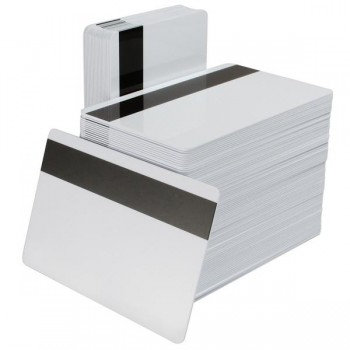 F7I Tarjeta blanca 0,76mm de pvc