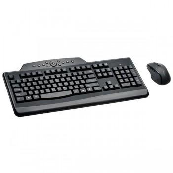 Set teclado y ratón Kensington inalámbrico Pro fit