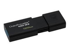 USB Flash Data Traveler G3 Kingston 16GB blanco y azul