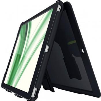 Estuche Leitz Multi-Case con filtro de privacidad y soporte para iPad Air Leitz Complet color negro