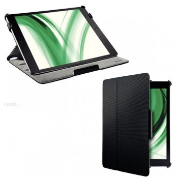 Funda Leitz Smart Grip para iPad Air negro