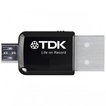 Memoria Usb 2 en 1 mini express 3.0 flash drive 16GB para android TDK