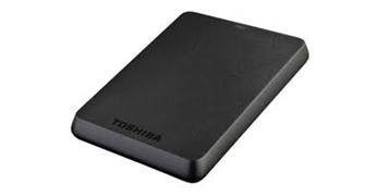Disco duro externo portátil Toshiba 3.0 & 2.0 500Gb