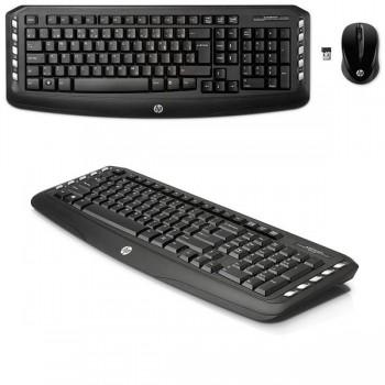 Conjunto de ratón y teclado inalámbrico