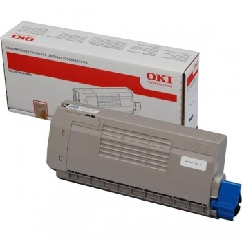 OKI Toner laser B2000 negro original 2k
