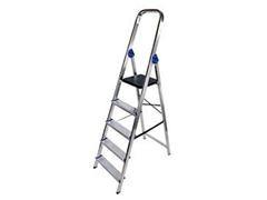 Escalera en aluminio 5 peldaños