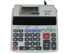 CATIGA Calculadora mini impresora CA-2000 12 digitos