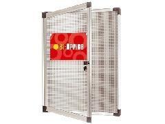 BI-OFFICE Vitrina anuncios marco de aluminio
