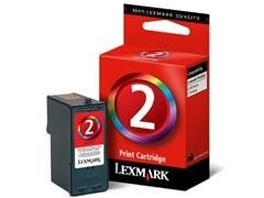 LEXMARK Cartucho inkjet 018C0190E color original