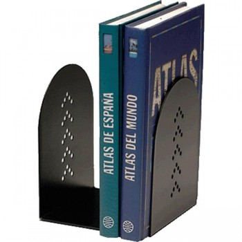 Soporte metálico para Libros