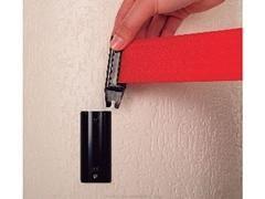 Aplicador de pared para poste separador