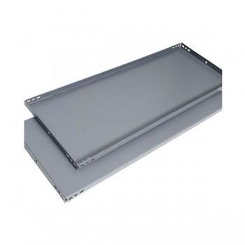 Estante para estantería gris claro RAL 7035 100x30cm
