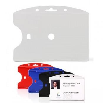Tarifold Portatarjetas de identificación Tarifold transparente
