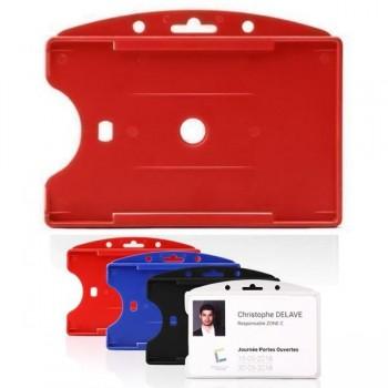 Tarifold Portatarjetas de identificación Tarifold roja